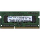 Модуль памяти Samsung SO-DIMM DDR3 SDRAM 1 ГБ PC3-8500, 1066 МГц, M471B2873FHS-CF8