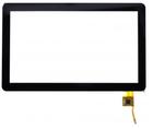 Сенсорное стекло (тачскрин) Topsun-1003A-A, черный