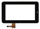 Сенсорное стекло (тачскрин) QSD E-C7077-01, черный