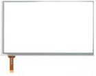 Сенсорное стекло (тачскрин) A2286C, черный