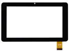 Сенсорное стекло (тачскрин) TPC-51072, TPC-51072 V3.0, черный