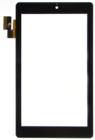 Сенсорное стекло (тачскрин) Beeline Tab, черный