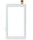Сенсорное стекло (тачскрин) ZJ-70053A, белый
