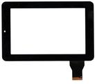 Сенсорное стекло (тачскрин) teXet TM-7043XD, черный