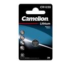 Батарейка Camelion CR1220, 3V