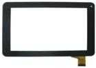 Сенсорное стекло (тачскрин) ZHC-283A, черный