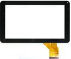 Сенсорное стекло (тачскрин) DH-0901A1-FPC02-02, черный
