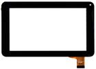 Сенсорное стекло (тачскрин) DNS E76, TPT-070-179D, черный
