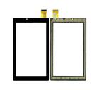 Сенсорное стекло (тачскрин) FPC-DP070002-F4, черный