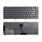 Клавиатура для ноутбука HP DV5-1000 DV5-1002 DV5-1010 DV5-1100, серебристая, MP-05583SU6920