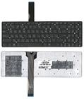 Клавиатура для ноутбука Asus K55, K75VJ, черная, без рамки, AEKJB700010