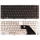 Клавиатура для ноутбука HP Compaq 320, 321, 325, черная, 606128-001