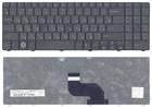 Клавиатура для ноутбука MSI CR640, CX640, A6400, черная, AENK5U034384A