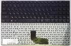 Клавиатура для ноутбука DNS K580S, черная, с рамкой, плоский Enter, MP-09R63SU-920