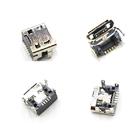 Разъем Micro USB B №44