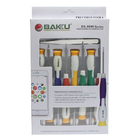 Набор отверток BAKU BK-8800-А, 10 предметов