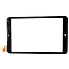 Сенсорное стекло (тачскрин) PB80JG2030-SL, черное