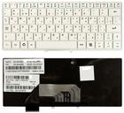 Клавиатура для ноутбука Lenovo IdeaPad S9, S10, белая, 25-007975