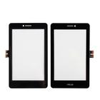 Сенсорное стекло (тачскрин) Asus FonePad 7 ME175CG K00Z, FP-TPLS07009G-01X-H, черный