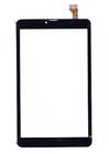 Сенсорное стекло (тачскрин) Digma Plane 8550S 4G, черный