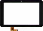 Сенсорное стекло (тачскрин) DNS AirTab E77, SLC07008A, черный