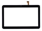 Сенсорное стекло (тачскрин) Irbis TZ170, черный