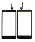 Сенсорное стекло (тачскрин) Lenovo A2010, черный
