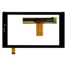 Сенсорное стекло (тачскрин) MT70326-V1, черный