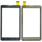 Сенсорное стекло (тачскрин) Prestigio Grace PMT3157 3G, ZYD070-262-FPC-V02, черный