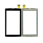 Сенсорное стекло (тачскрин) RP-250A-7.0-FPC-A3, черный
