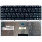 Клавиатура для нетбука Asus EEE PC 1225, U20, черная, с рамкой, MP-10B93SU-528