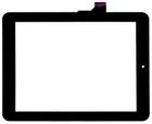 Сенсорное стекло (тачскрин) Prestigio Multipad PMP5580C, черный