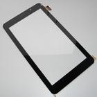 Сенсорное стекло (тачскрин) Texet TM-7058, PB70JG9391-R1, черный