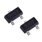 Транзистор (Mosfet) 2N7002, SOT-23