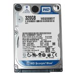 Жесткий диск Western Digital Blue WD3200BEVT 320 Гб
