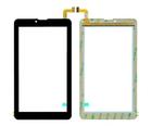 Сенсорное стекло (тачскрин) XC-PG0700-133-A0-FPC, черный