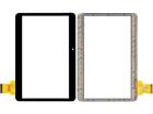 Сенсорное стекло (тачскрин) YCG-C10.1-182B-01-F-01, черный