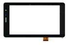 Сенсорное стекло (тачскрин) YDT1241_A1, DX0097-070A, черный